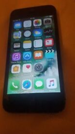 APPLE IPHONE 5 BLACK COLOUR AND 16GB ON EE, T-MOBILE AND ORANGE NETWORK