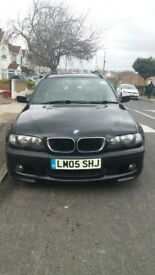 SELLING BMW 320 D SPORTS TOURING ESTATE FOR £1495
