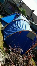 Large 4 berth tent