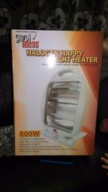 Halogen heaters for sale x3