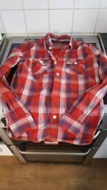 Superdry mens shirts
