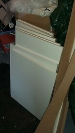 For Sale: White Wood boarding - various lengths/sizes - multiple uses