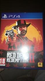 Red dead PS4