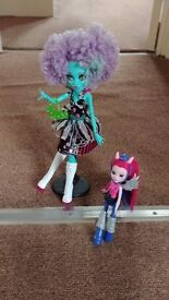 Monster high figures