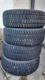 Winter tyres - 4