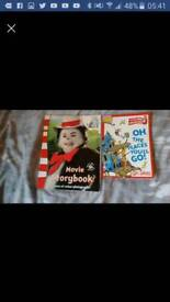 Dr Seuss books x 2 great condition