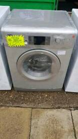 BEKO SILVER 7KG LOAD 1500SPIN WASHING MACHINE