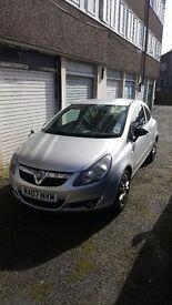 Vauxhall corsa sxi 1.4 16v