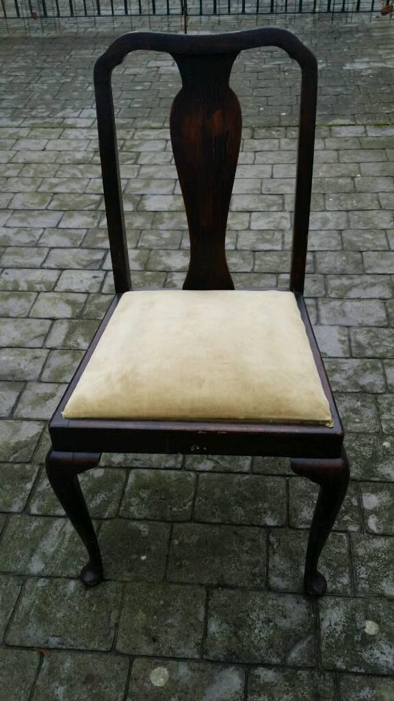 Vintage Dinning chair