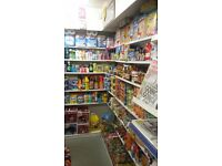 Small convenience shop for sale