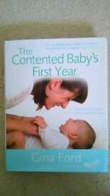 Gina Ford contented baby book
