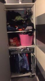 Pax wardrobe 75cm x 60cm x201cm