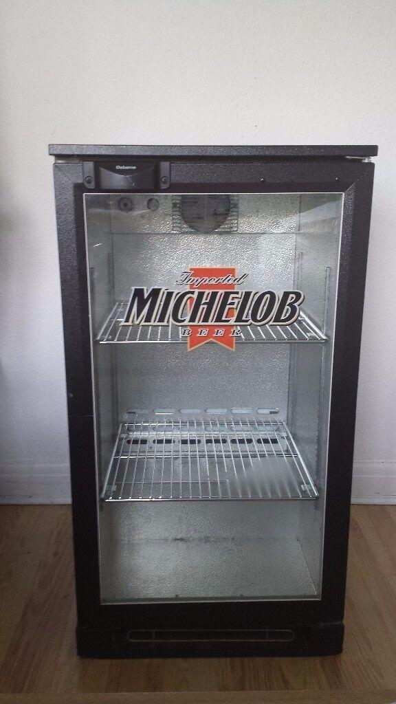 Fridge MICHELOB undercounter beer wine fridge