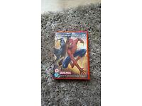 spiderman 3 dvds