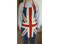 Union Jack Kitchen Apron