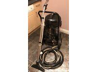 Carpet cleaning machine Numatic twin vacuum carpet cleaning & car Valeting machine with hose & wand