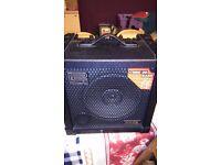 Roland cube bass 30 amplifier