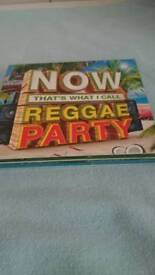 Now that's what I call music reggae party cd