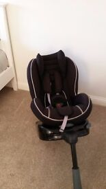 VIB Royal Baby Isofix Car seat