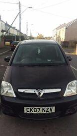 Vauxhall meriva 1.3 CDTI