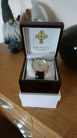 Celtic fc 125th anniversary limited edition watch