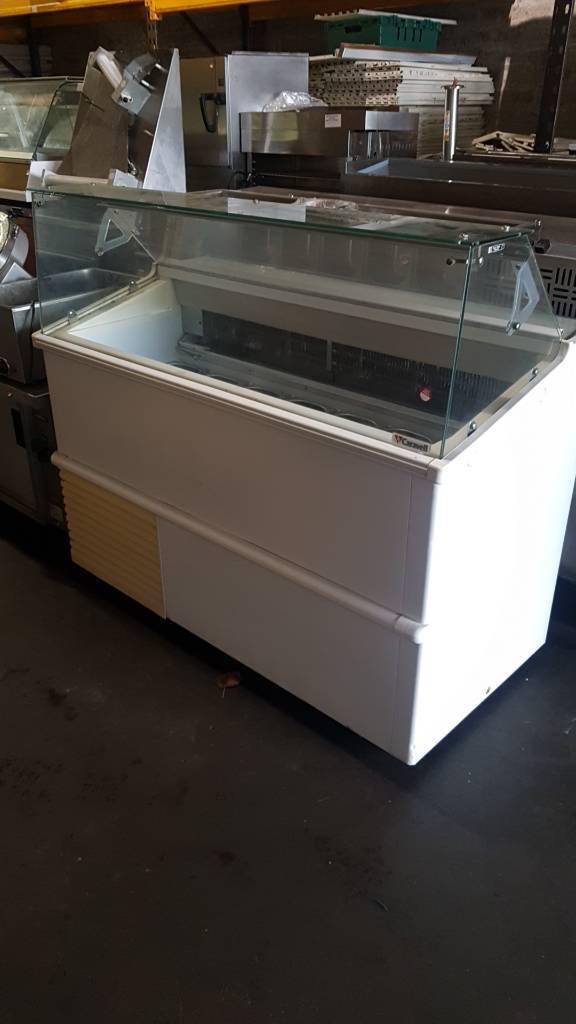 7 SCUP ice cream freezer