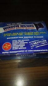 Window wizard for double glazing