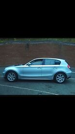 Bmw series 1. 1.6 petrol. Buissness edition. very good condition two ladies owner