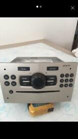 Corsa D 2010 cd/mp3 radio player excellent condition
