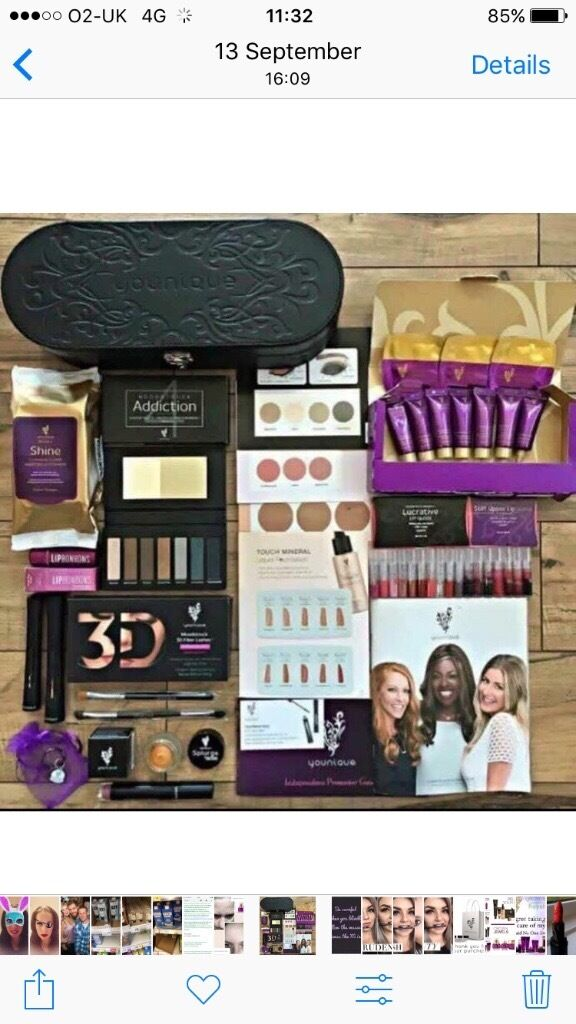 Amazing makeup kit!