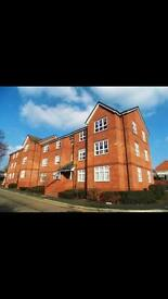 2 bedroom apartment - £575pm - Available 1st May 2017
