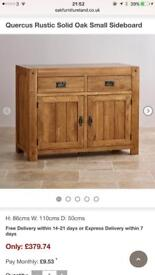 Oakland furniture , sideboard and drawers