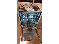 Bosch Integrated Dishwasher