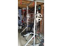 old shool smith machine