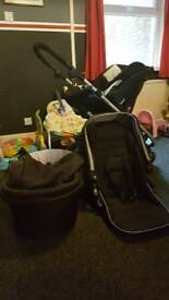 Mamas and Papas 'Zoom' travel system