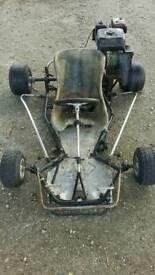 Honda GX200 go kart gokart drift kart