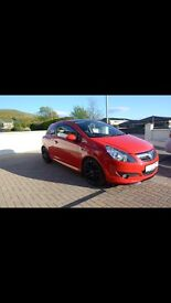 Vauxhall Corsa 1.4 sxi, some subtle and helpful upgrades