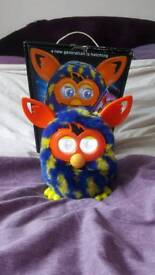 Furby in box
