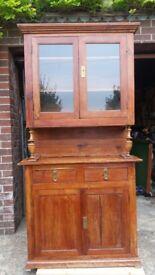 Antique Spanish Pine Dresser
