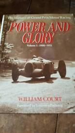 Power and Glory books
