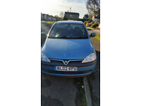 CORSA 1.2 COMFORT. Well maintained. Low insurance economic to drive.