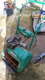 Qualcast lawnmower cylinder mower
