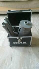 Titan diamond hole cutters