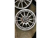 "15"" alloys Ford Fiesta"