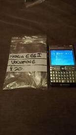 Nokia e61 vodafone