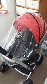 Xpedior Mothercare travel system