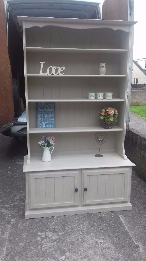 Dresser painted in Annie Sloan Country Beigein Pencoed, BridgendGumtree - Dresser painted in Annie Sloan Country Beige, a textured chalk based paint. It has been coated in a white wax for protection. It has been designed to look worn as part of its style and has the usual signs of use expected from a piece of its age,...