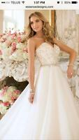 Stella York wedding dress - brand new with tags