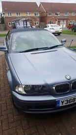 BMW CONVERTIBLE 325