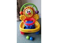 Fisher Price Stride & Ride in excellent fully working condition